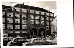 CPA Rüsselsheim Am Main Hessen, Opel Hauptportal - Altri