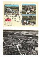10 - Lot De 2 Cartes Cartes Postales De CHAMOY ( Aube ) - Rue De La Violette - Multivues - Other Municipalities
