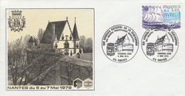 FDC 1979 CONGRES PHILA. NANTES - 1970-1979