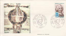 FDC 1979 MARECHAL DE BERCHENY - 1970-1979