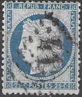 TP60C,obl.,GC4153,Vernou Sur Brenne(INDRE ET LOIRE),ind.7 - 1849-1876: Période Classique