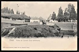 Diest  -    Porte De Louvain . ( Vue Extérieure ) - Diest