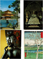 JAPON / Lot De 95 C.P.M. écrites - 5 - 99 Postcards