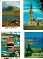 IRLANDE / Lot De 64 C.P.M. écrites - 5 - 99 Postcards