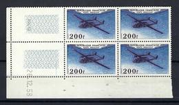 FRANCE Poste Aérienne 1954: Le Y&T 31 CDF (coin Daté), Neufs** - 1927-1959 Postfris