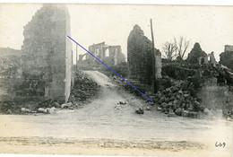 Allemande Carte Photo - Frankreich  Belgien ? -  WWI 14/18 - 1914-18