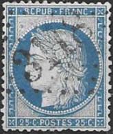TP60C,obl.,GC3118,Reuilly(INDRE),ind.6 - 1849-1876: Période Classique