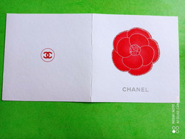 CHANEL  - Carte Parfumée - Profumeria Moderna (a Partire Dal 1961)