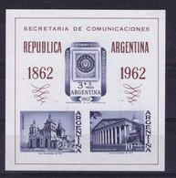 Argentina 1962 Secretary Of Communications, Centennial Stamps - Zonder Classificatie