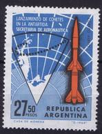 Argentina 1966 Rocket Launch In The Antarctic, Secretary Of Aeronautics - Zonder Classificatie