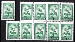 Argentina 1971 Sunflowers - Zonder Classificatie