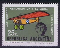 Argentina 1971 25th Aeronautical And Spatial Week - Zonder Classificatie