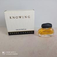 ESTEE LAUDER  -  KNOWING - EDP - 3.5 ML - Miniature - Mignon Di Profumo Donna (con Box)