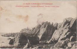Manche : LA  HAGUE : Vue  Jobourg ,  Rochers - Altri Comuni
