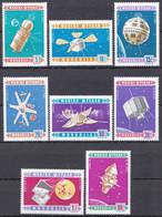 Mongolië 1966, Postfris MNH, Space - Mongolia