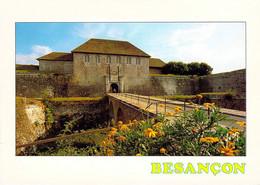 25 - Besançon - La Citadelle - Besancon