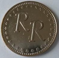 Jeton - R R - Roulotte - - Professionals / Firms