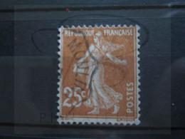 "VEND BEAU TIMBRE DE FRANCE N° 235 , OBLITERATION "" MOULINS "" !!! - 1906-38 Semeuse Con Cameo"