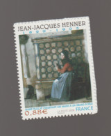 "FRANCE / 2008 / Y&T N° AA 223 ** : ""Jeune Fille"" (Jean-Jacques Henner) Adhésif X 1 - KlebeBriefmarken"
