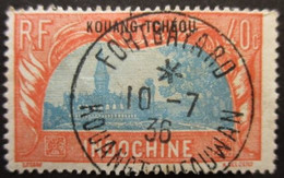 KOUANG-TCHEOU N°93 Oblitéré - Gebraucht
