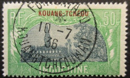 KOUANG-TCHEOU N°94 Oblitéré - Gebraucht