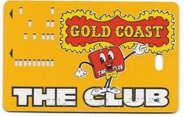 Gold Coast Casino, Las Vegas, NV, U.S.A., Older Used Slot Or Player's Card,  # Goldcoast-1 - Casinokarten