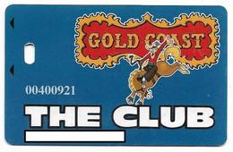 Gold Coast Casino, Las Vegas, NV, U.S.A., Older Used Slot Or Player's Card,  # Goldcoast-2 - Casinokarten