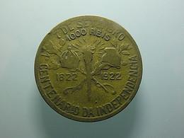 Brazil 1000 Reis 1922 - Brazil