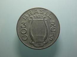 Brazil 300 Reis 1937 - Brazil