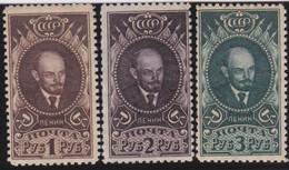 Russia   .  Michel    .  308/310-A (2 Scans)   (1926)    .   *    .    Mint-hinged    .   /  .   Ungebraucht Mit Gummi - Ongebruikt