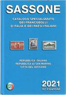 CATALOGO SASSONE SPECIALIZZATO Vol II 2021 COME NUOVO - Italia