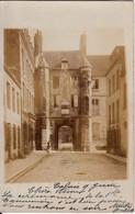 CALAIS--CARTE PHOTO DE 1902 - Calais