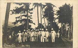 GABON - Libreville, Carte Photo En 1917. - Gabon
