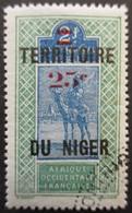 NIGER N°19 Oblitéré - Used Stamps