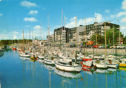 COURSEULLE SUR MER  Bassin De Plaisance Edit Artaud - Altri Comuni