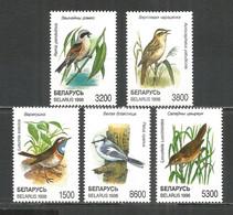 BELARUS Mint Stamps MNH(**), 1998 Year - Birds - Bielorrusia