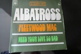 Disque 45T - Fleetwood Mac - Golden Hits - Albatross - CBS 8306 - France 1973 - - Rock