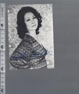 Opera - Akiko Kuroda - GESIGNEERD / AUTOGRAPHE - Autographes