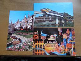 Pretpark / 8 Cards Of Disneyland, Paris -> Unwritten - Disneyland