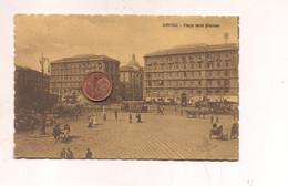 Campania 262 NAPOLI Viaggiata 1914 Autografa Tilma Di MIranda - Napoli (Naples)