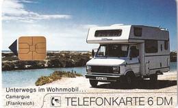 GERMANY - Wohnmobile Ullrich GmbH(O 230), Tirage 1000, 09/92, Mint - Autos