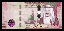 Arabia Saudí 100 Riyals 2016 Pick 41a SC UNC - Saudi Arabia