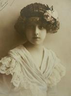 CPA  Jolie FILLETTE   Grete Reinwald    Sépia - Portraits