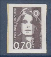 Marianne De Briat Dite Du Bicentenaire Neuf Adhésif N°5 De 0.70€ (2824) - KlebeBriefmarken