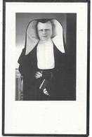 Zuster Imelda (rosalie Viaene)(  Temse 1921- Omgekomen In Bombardement In Jumet 1944) - Religion & Esotérisme
