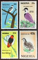 Nigeria 1984 Rare Birds MNH - Ohne Zuordnung