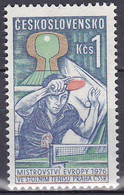 ** Tchécoslovaquie 1976 Mi 2311 (Yv 2155), (MNH) - Nuevos
