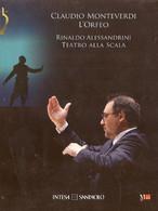 # Claudio Monteverdi - L'Orfeo - Teatro Alla Scala (DVD + CD) - Concerto E Musica