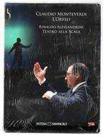 # Claudio Monteverdi - L'Orfeo - Teatro Alla Scala (DVD + CD Nuovo Sigillato) - Concerto E Musica