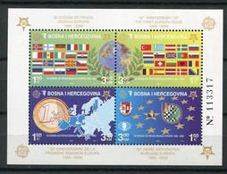 Bosnien Und Herzegowina Block 27 A        **  MNH               (008) Europa - Bosnia And Herzegovina